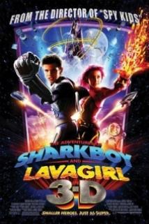 ზვიგენი ბიჭუნას და ლავაგოგოს თავგადასავალი / The Adventures of Sharkboy and Lavagirl 3-D