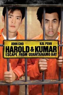 ჰაროლდი და კუმარი 2 / Harold and Kumar Escape from Guantanamo Bay