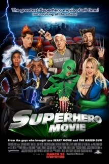 სუპერგმირული კინო SuperHero Movie