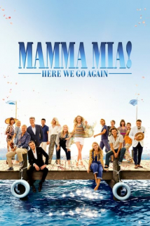 მამა მია 2 Mamma Mia! Here We Go Again