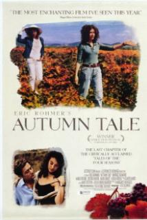 Autumn Tale (CONTE DAUTOMNE)