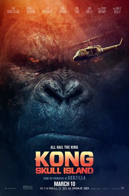კონგი: თავისქალის კუნძული / Kong: Skull Island