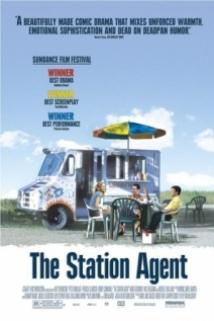 სადგურის ზედამხედველი / The Station Agent