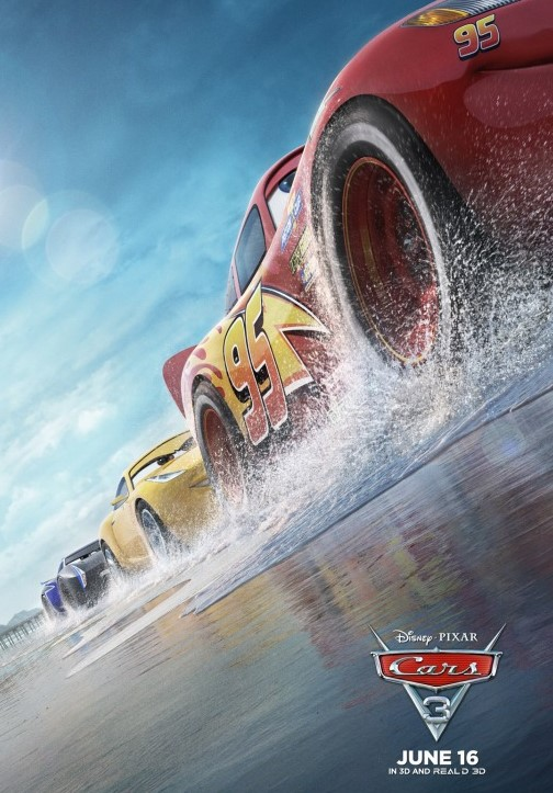 მანქანები 3 / Cars 3