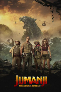 ჯუმანჯი 2 Jumanji: Welcome to the Jungle