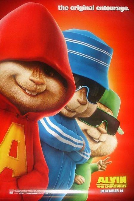 ელვინი და თახვები / Alvin and the Chipmunks