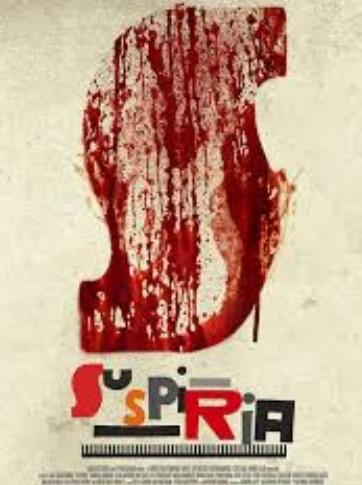 სუსპირია Suspiria