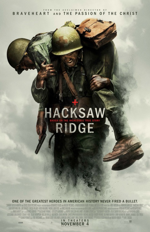 Hacksaw Ridge/ჰაქსოუს გმირი ( სინდისის ქენჯნა )