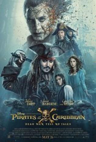 კარიბის ზღვის მეკობრეები 5: მკვდრები ზღაპრებს არ ჰყვებიან / Pirates of the Caribbean: Dead Men Tell No Tales