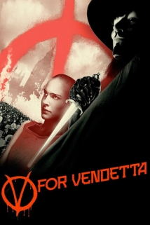 V' ესე იგი ვენდეტა V For Vendetta