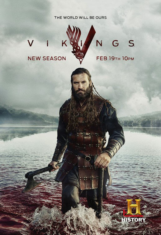 Vikings : Season 4
