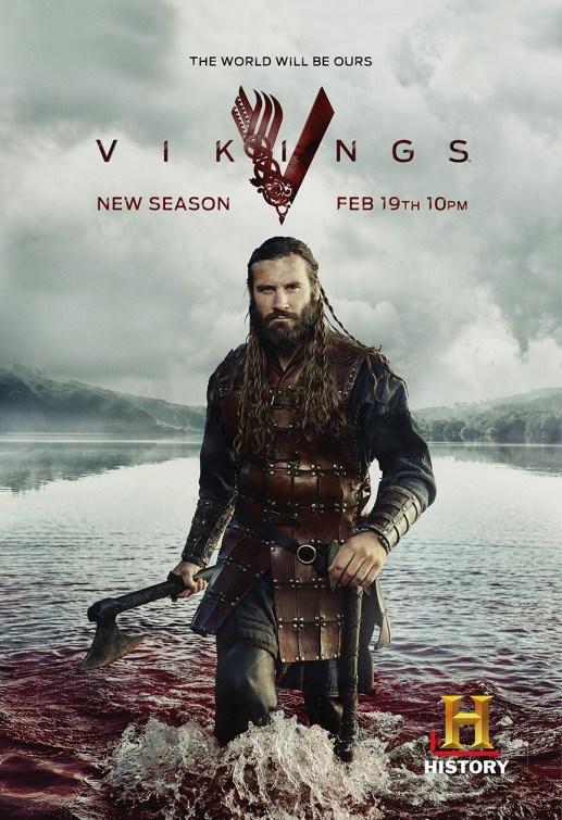 Vikings : Season 4 / vikingebi:sezoni 4 / ვიკინგები : სეზონი 4