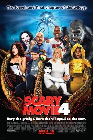 Scary Movie 4 / ძალიან საშიში კინო 4