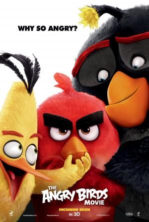 ბრაზიანი ჩიტები / Angry Birds