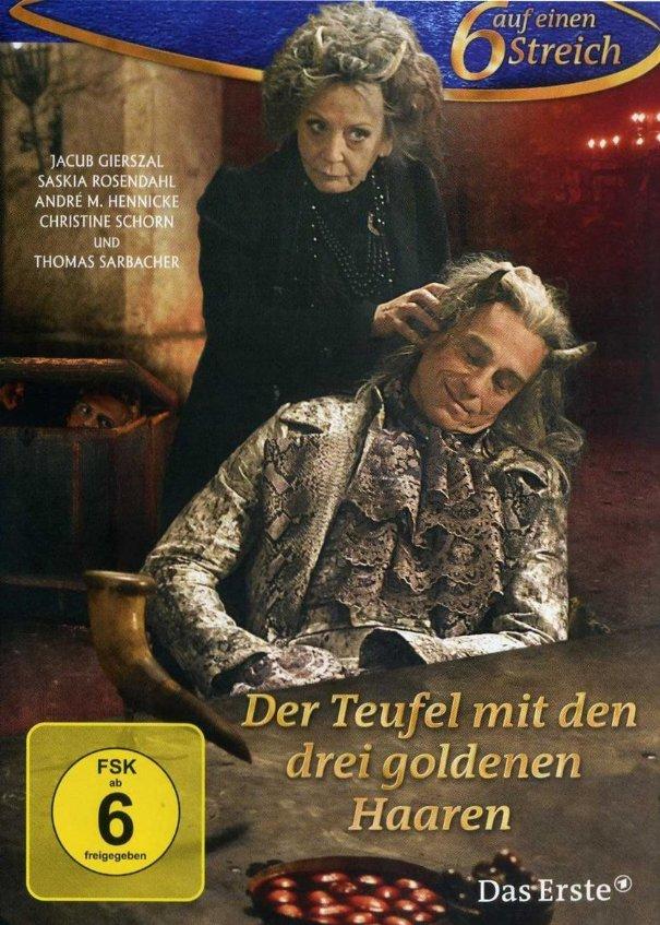 ეშმაკი სამი ღერი ოქროს თმით / Der Teufel mit den drei goldenen Haaren
