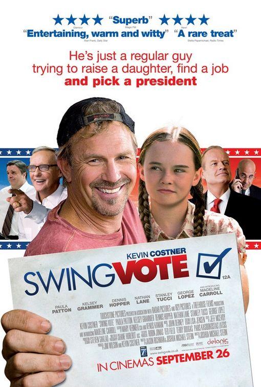 ფხიზელ თავზე / Swing Vote