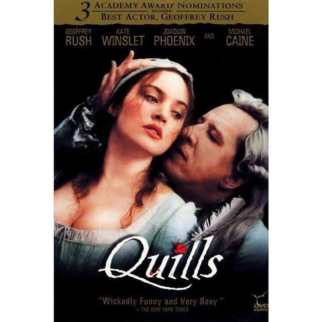 მარკიზ დე სადის კალამი / Quills