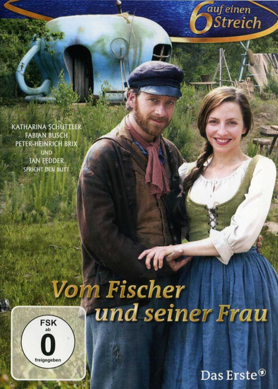 Vom Fischer und seiner Frau/მებადური და მისი მეუღლე