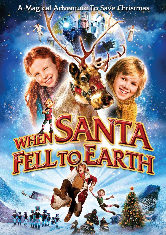 როდესაც სანტა დედამიწაზე ჩამოვარდა / When Santa Fell to Earth