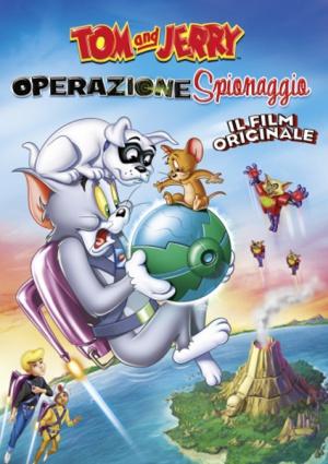 Tom and Jerry: Spy Quest/ტომი და ჯერი: დაზვერვის საქმე
