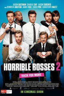 აუტანელი ბოსები 2 / Horrible Bosses 2