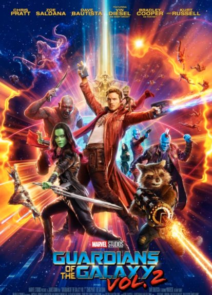 Guardians of the Galaxy Vol. 2 / Guardians of the Galaxy Vol. 2