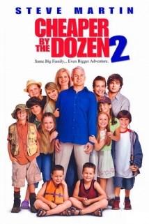 ბითუმად უფრო იაფია 2 / Cheaper by the Dozen 2