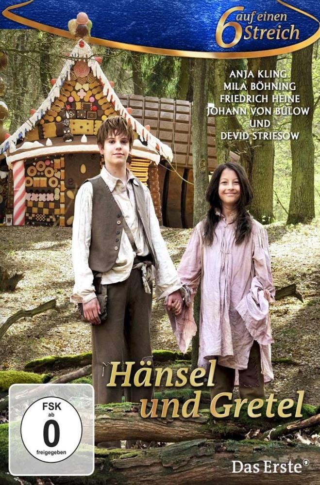 Hänsel und Gretel | ჰანსი და გრეტელი | Гензель и Гретель ქართულად,[xfvalue_genre]