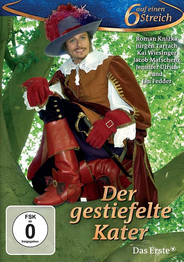 ჩექმებიანი კატა / cheqmebiani kata / Der gestiefelte Kater