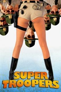 სუპერ პოლიციელები / Super Troopers