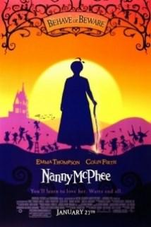 ჩემი საშინელი ძიძა / Nanny McPhee
