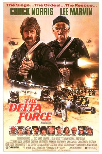 The Delta Force/რაზმი