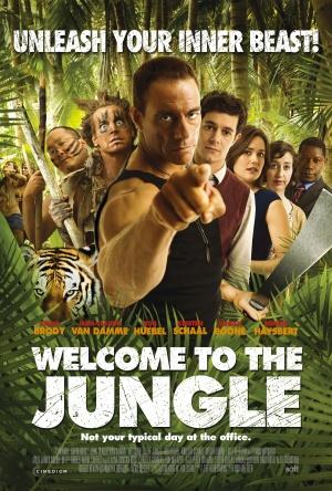 კეთილი იყოს თქვენი მობრძანება ჯუნგლებში / Welcome to the Jungle