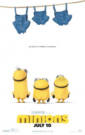 Minions/მინიონები