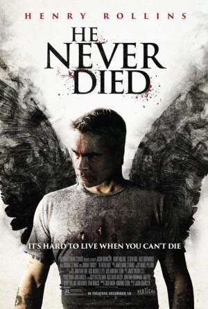 He Never Died/ის არასდროს კვდება
