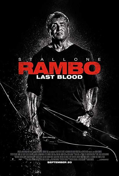 რემბო V ( 5 ): უკანასკნელი სისხლი / Rambo: Last Blood