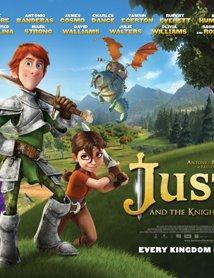 ჯასტინი და სიმამაცის რაინდები / Justin and the Knights of Valour