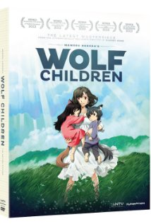 Wolf Children (Ookami Kodomo no Ame to Yuki)