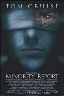 განსაკუთრებული აზრი / Minority Report