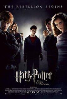 ჰარი პოტერი და ფენიქსის ორდენი Harry Potter and the Order of the Phoenix