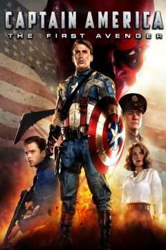პირველი შურისმაძიებელი / Captain America: The First Avenger
